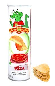 Papa Crujiente sabor Pizza