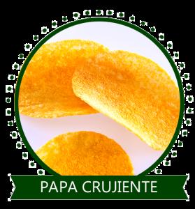 Papa Crujiente